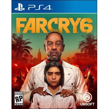 Far Cry 6 Rezervē Jau Tagad (Jauna)