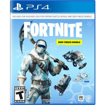 Fortnite Deep Freeze Bundle (Jauna)