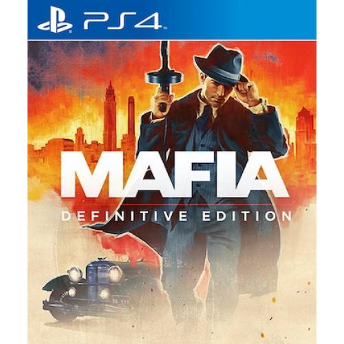 Mafia Definitive Edition (Jauna)