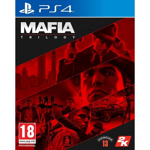 Mafia Trilogy (Jauna)