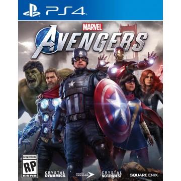 Marvel Avengers (Jauna)