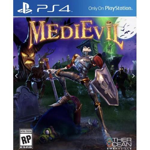 MediEvil Rezervē Jau Tagad (Jauna)