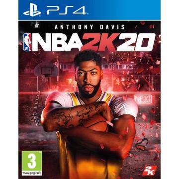 NBA 2K20 Rezervē Jau Tagad (Jauna)