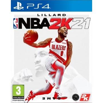 NBA 2K21 (Jauna)