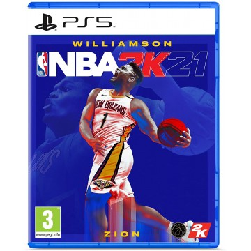 NBA 2K21 PlayStation 5 (Jauna)