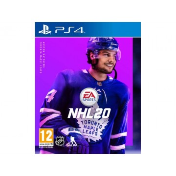 NHL 20 (Lietota)