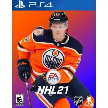 NHL 21 Rezervē Jau Tagad (Jauna)