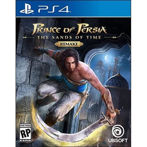 Prince Of Persia The Sands Of Time Remake Rezervē Jau Tagad (Jauna)