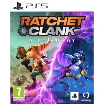Ratchet and Clank Rift Apart Rezervē Jau Tagad (Jauna)