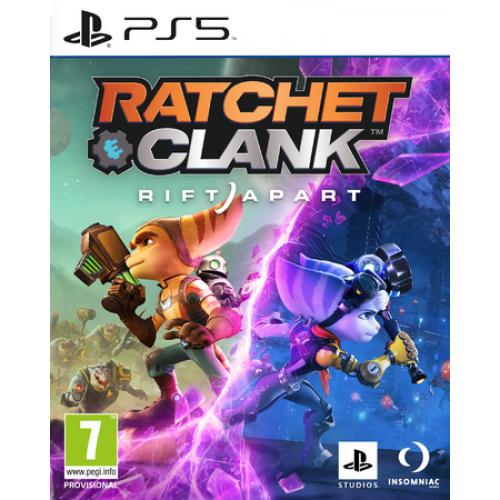 Ratchet and Clank Rift Apart (Jauna)