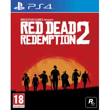 Red Dead Redemption 2 (Jauna)
