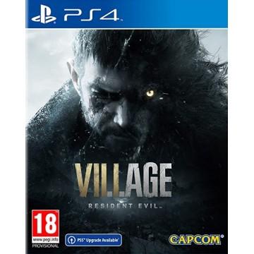 Resident Evil 8 Village PlayStation 4 (Jauna)
