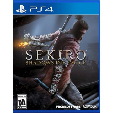 Sekiro Shadows Die Twice (Jauna)