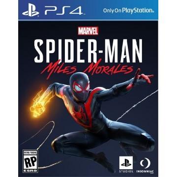 Spider Man Miles Morales Priekšpasūtījums (Jauna)