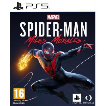 Spider Man Miles Morales (Jauna)
