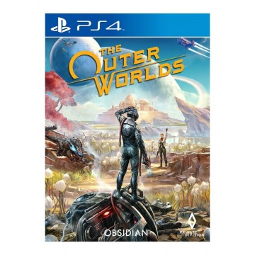 The Outer Worlds (Lietota)