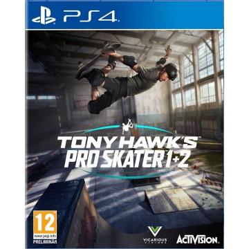 Tony Hawk's Pro Skater 1+2 Remaster (Lietota)