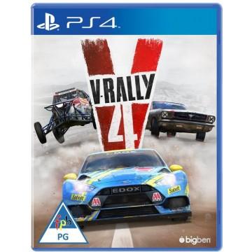 V-Rally 4 (Jauna)
