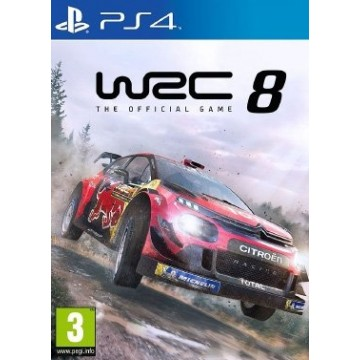 WRC 8 World Rally Championship (Jauna)