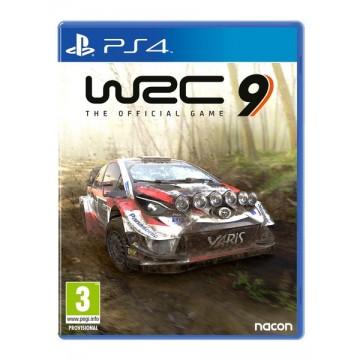 WRC 9 (Jauna)