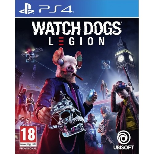 Watch Dogs Legion Rezervē Jau Tagad (Jauna)