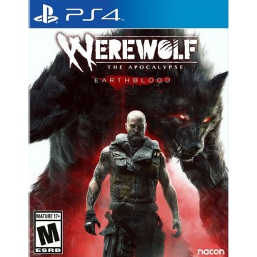 Werewolf The Apocalypse Earthblood Rezrvē Jau Tagad (Jauna)