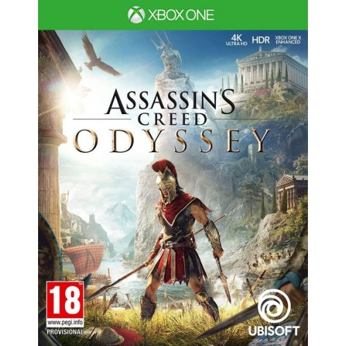 Assassin's Creed Odyssey (Jauna)