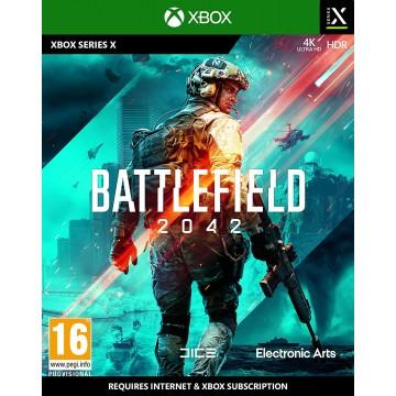 Battlefield 2042 Xbox Series X Rezervē Jau Tagad (Jauna)