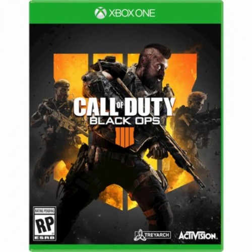 Call of Duty Black Ops 4 (Jauna)