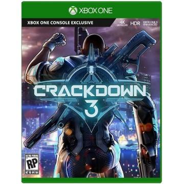 Crackdown 3 (Jauna)