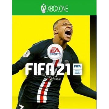 FIFA 21 Rezervē Jau Tagad (Jauna)