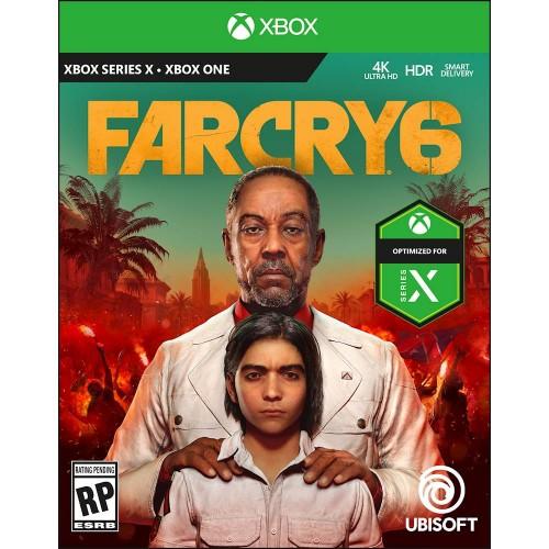 Far Cry 6 Xbox One Xbox Series X Rezervē Jau Tagad (Jauna)