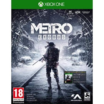 Metro Exodus Day One Edition (Jauna)
