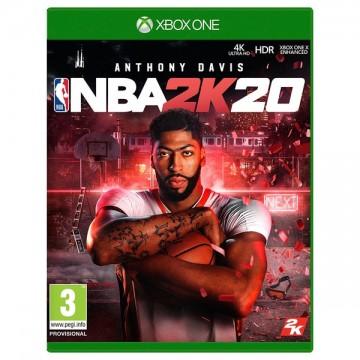 NBA 2K20 (Jauna)