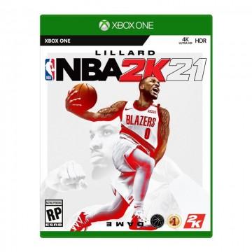 NBA 2K21 Rezervē Jau Tagad (Jauna)