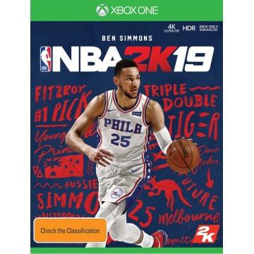 NBA 2K19 (Jauna)