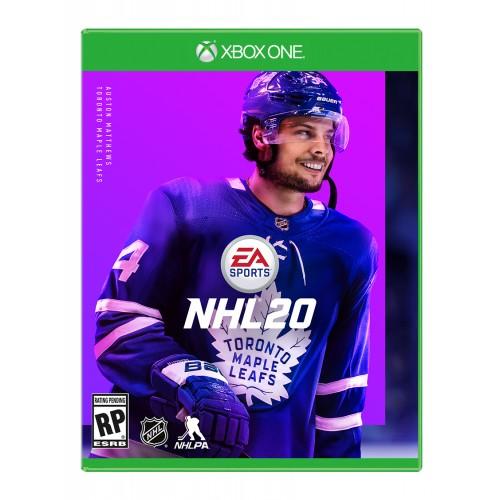 NHL 20 (Jauna)