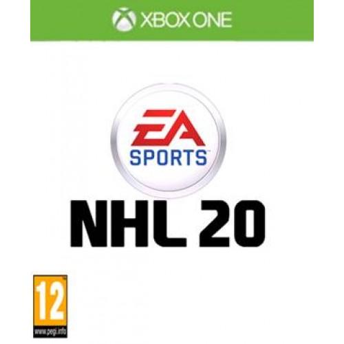 NHL 20 Rezervē Jau Tagad (Jauna)