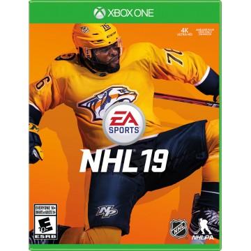 NHL 19 (Lietota)