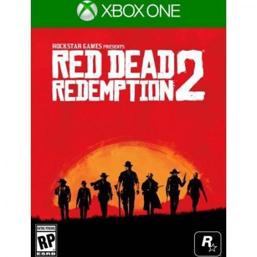 Red Dead Redemption 2 (Jauna)