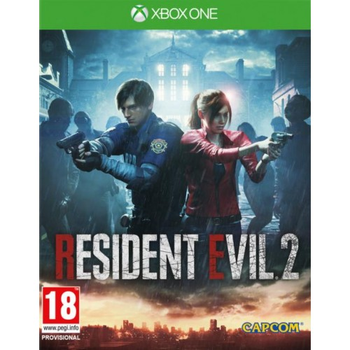 Resident Evil 2 (Jauna)