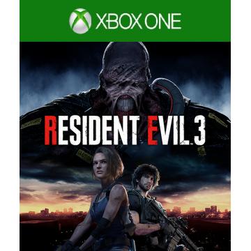 Resident Evil 3 HD Remastered Rezervē Jau Tagad (Jauna)