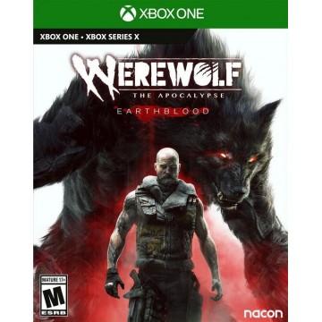 Werewolf The Apocalypse Earthblood (Jauna)