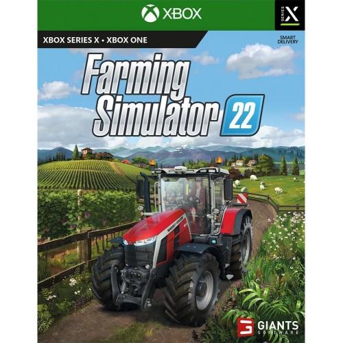 Farming Simulator 22 Rezervē Jau tagad (Jauna)