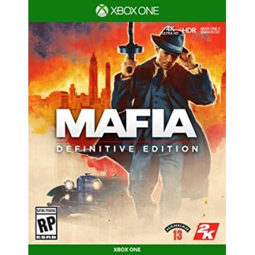 Mafia Definitive Edition (Jauna)