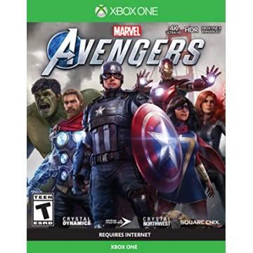 Marvel's Avengers Rezervē Jau Tagad (Jauna)