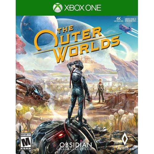 The Outer Worlds Rezervē Jau Tagad (Jauna)