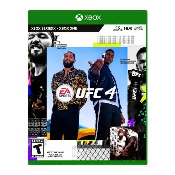UFC 4 (Jauna)