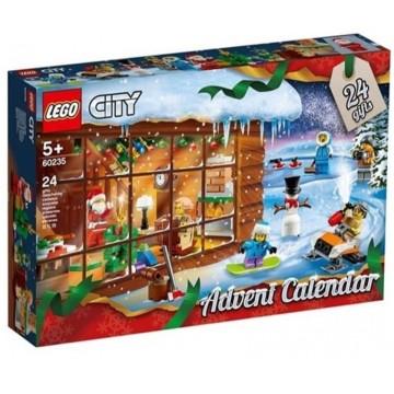 LEGO City Adventes Kalendārs 2019 (Jauns)