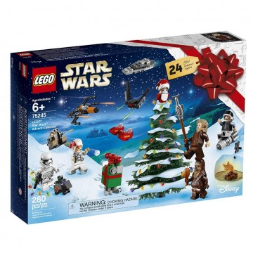 LEGO Star Wars Adventes Kalendārs 2019 (Jauns)